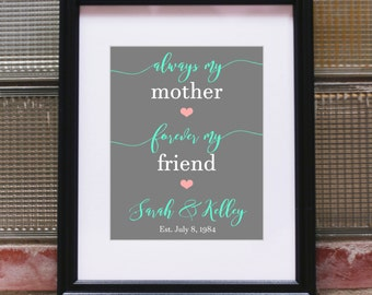 Mother of the Bride Gift Mother of Bride Gift from Mother Bride Gifts for Mother of the Bride Gift to Mother of Bride Gift for Mother