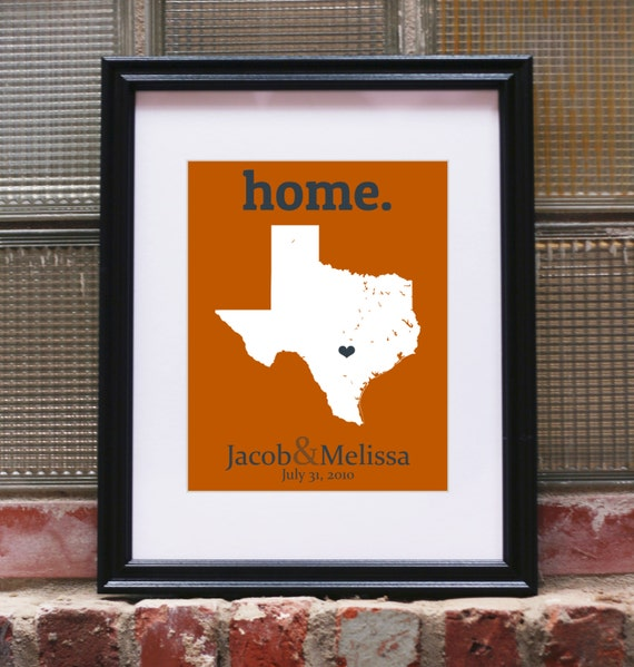 Texas Home Decor Texas Home Sign Texas State Map Home Wall Art