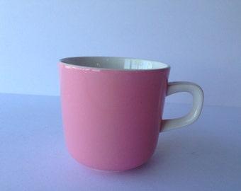 Mikasa Pink Pastelle Cup / Mug