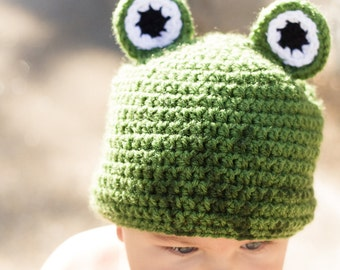 Frog Costume- Frog Hat- Frog Outfit
