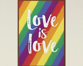 Gay Pride Art Etsy
