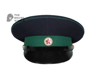 Soviet military VOHR (Militarized security) of the USSR visor cap