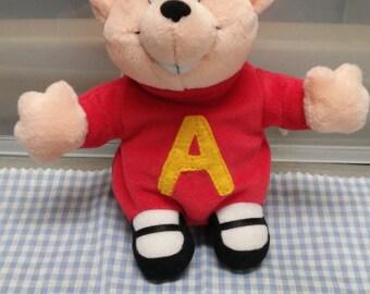 Alvin the Chipmunk Gund Plush Doll 8 inches tall