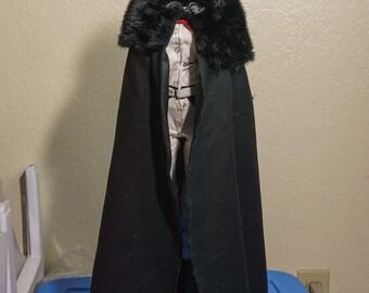 SD or Dollfie - Winter Cloak