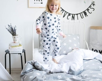 Stars Bedding - Children Bedding Set Toddler Bedding Set Nursery Bedding