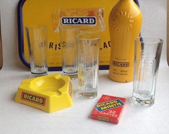 short drink. Ricard. aperitif. Ricard aperitif.