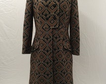 Vintage 1960's Rona New York Patrick Porter Jacket and Dress