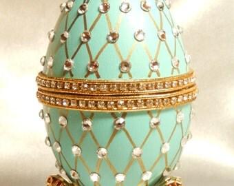 Jeweled Goose Egg