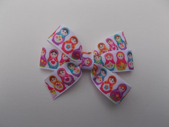 Russian Doll Hairbow