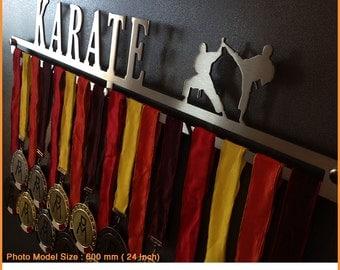 Karate | Medal Holder, Medal Hangers, Medals, medals, Medal Display Holder