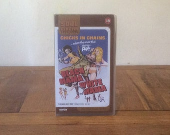 Black Mama White Mama(VHS)