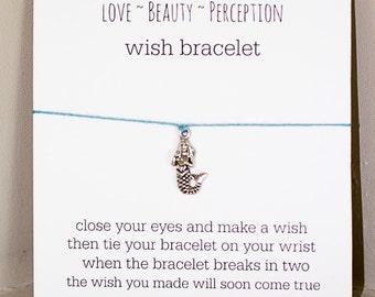 Mermaid Wish Bracelet