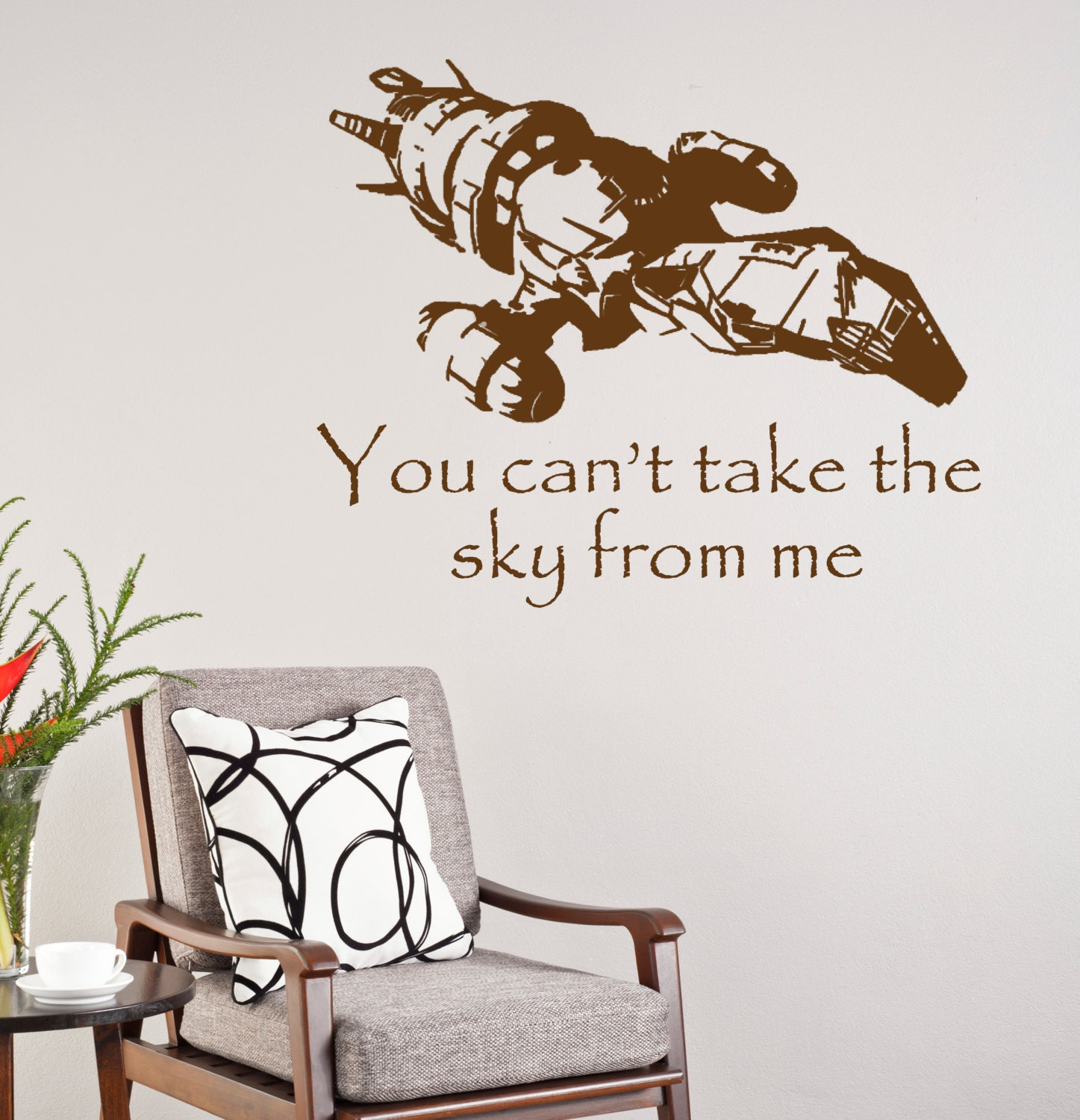 Firefly serenity wall decal zoom amipublicfo Choice Image
