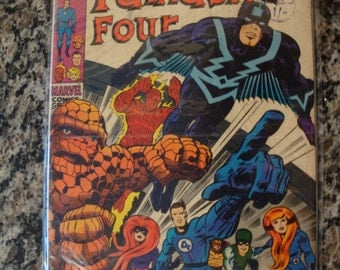 Fantastic Four Issue 82