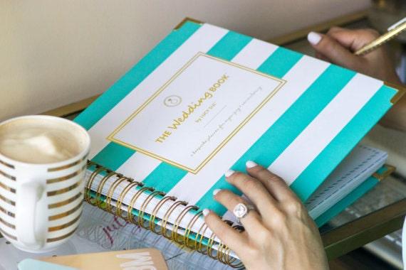Wedding Gift Record Book: Wedding Planner Book Wedding Book Keepsake Organizer By