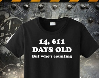 40th Birthday Tshirt, Born in 1977, 40 Shirt, Made in 1977, Dad Birthday Shirt, Funny Birthday T-Shirt, Men Funny Tee, Humorous T-Shirt, 31