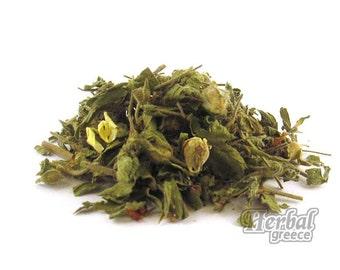 Organic Cistus / Rock Rose, dried, Cretan, Greek, 100g (3.5oz.)