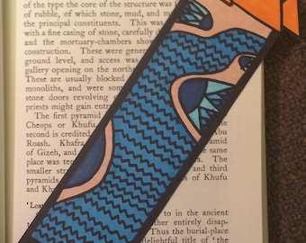 Egyptian Pyramids Bookmark