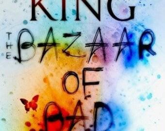 The Bazaar of Bad Dreams By Stephen King Ebook Digital Book