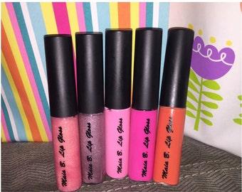 Maia B. Lip Gloss (Set) 5