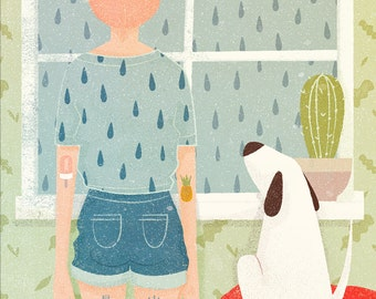 Rainy Days – A4