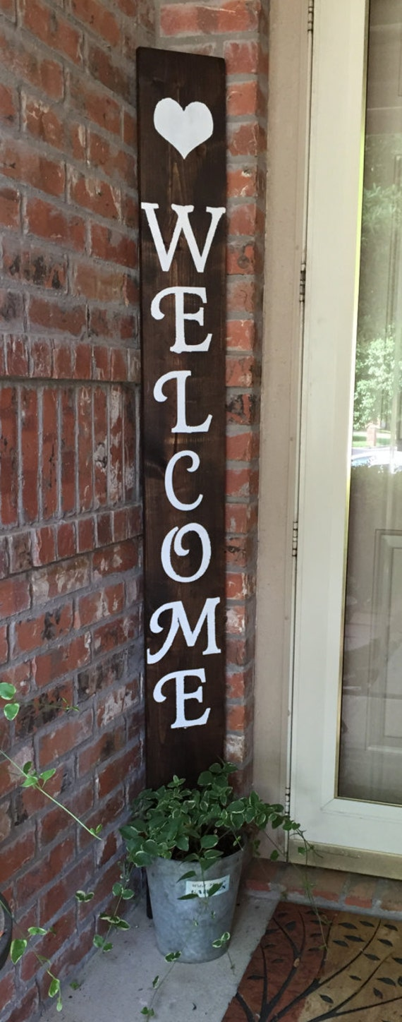 Items Similar To Welcome Sign On Etsy