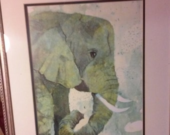 "Phyllis Knight ""Elephant"""