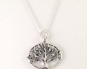 Mothers Day, Mother necklace, family tree necklace, charm necklace, for mom, for sister , grandmother, best friend, birthday gift for her