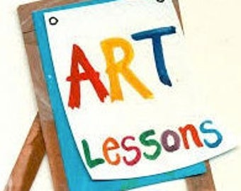 Private / Online Art Lessons