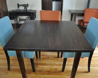 Handmade Hardwood Dining Room Table, Modern/Rustic Farmhouse, Customizable!!