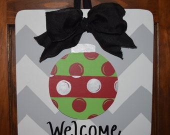 Christmas Ornament Door Hanger- Attachment Only