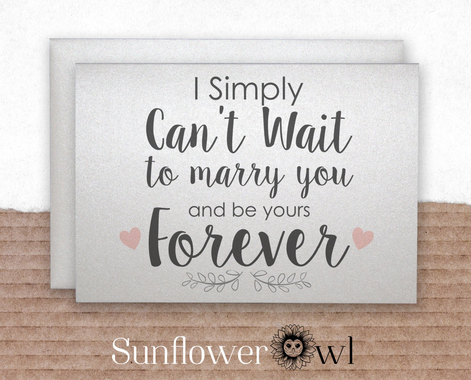 Wedding day cards for each other i can t wait to marry you wedding day -  Zoom