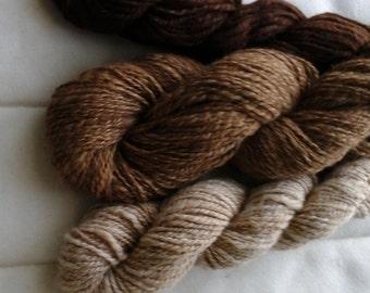 Yarn - alpaca handspun