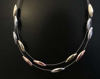 Rose Gold / Gold / Silver Necklace