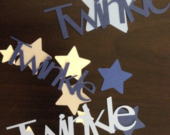 Twinkle Twinkle Table Scatter