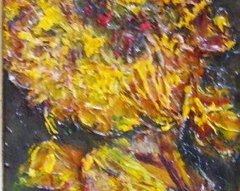Sunflower (Part of Nature Series)