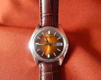 Seiko 17 Jewel Automatic Men's Watch 1970's