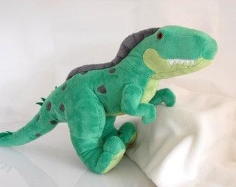 T-Rex Custom Handmade Minky Dinosaur Plush