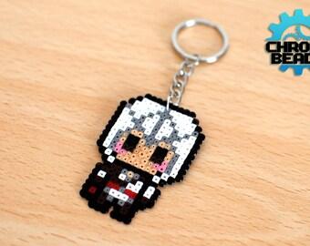 Ezio Auditore - Assassin's Creed 2 Brotherhood Revelations - hama beads - perler beads - hamabead