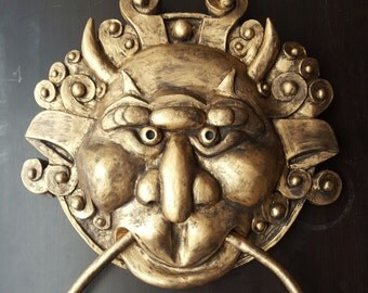 The Labyrinth - Right Door Knocker