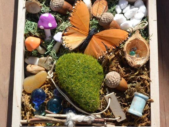 Items Similar To Fairy Gardens Garden Kit Fairy Kit