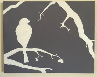 Bird and Branch 2