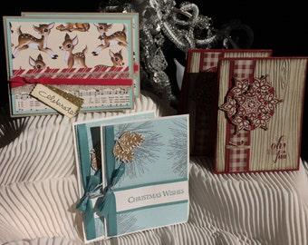 Christmas Assortment - set of 10 cards