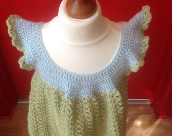 Crochet Angel Top