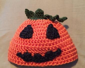 Jack O' Lantern Hat
