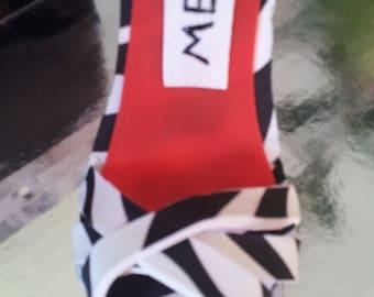 Fashionable Zebra High Heel