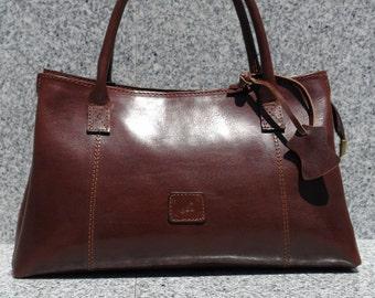 Leather Handbag/Shoulder bag/Purse