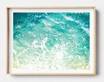 Beach Photography Print - Ocean Life - Photographic Art, Beach Art Print, Wall Art, Photographic Print, Beach Art Print, Photo Print, Beach