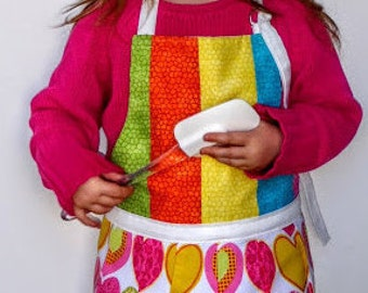 Children's Apron - Be Still My Heart