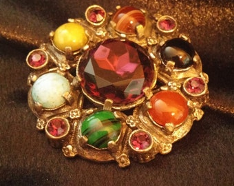 Vintage Miracle Brooch